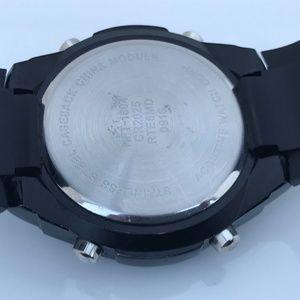 Accutime Accessories - AccuTime Men Watch Chronograph Alarm Day/Date Digi